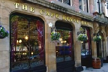 Cafe Royal Circle Bar photo