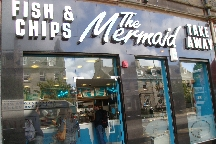 LocalEats Mermaid, The in Edinburgh restaurant pic