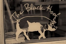 Black Hoof, The photo