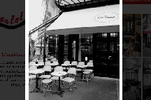 LocalEats Cafe Charlot in Paris restaurant pic