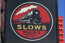 Slows To Go Detroit