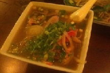 LocalEats Mekong Delta Cafe in Baltimore restaurant pic