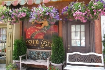 LocalEats Cafe Gia in Baltimore restaurant pic