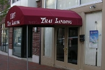 LocalEats Thai Landing in Baltimore restaurant pic