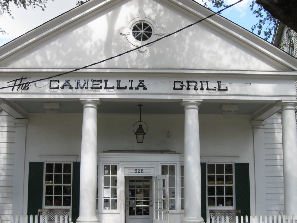 Camellia Grill, The photo