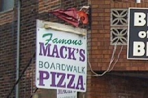 Famous Mack's Boardwalk Pizza photo