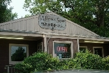 LocalEats Allen & Son Barbeque in Chapel Hill restaurant pic