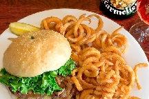 LocalEats Burgers and Brew in Chico restaurant pic