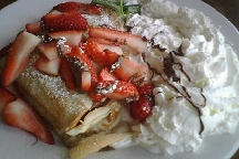 LocalEats Crepeville in Sacramento restaurant pic