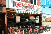 LocalEats Joe's Deli in Buffalo restaurant pic