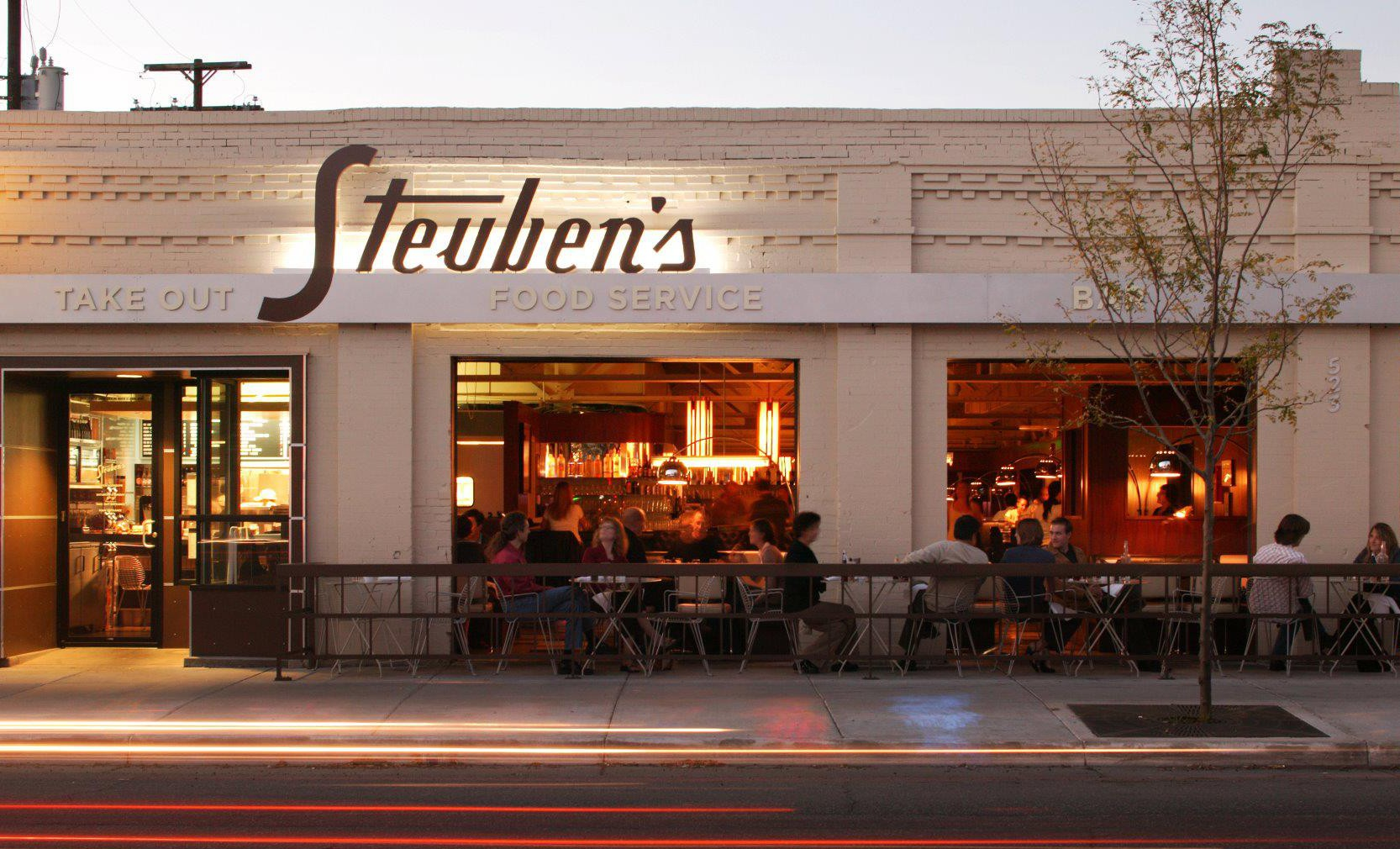 LocalEats Steuben's Food Service in Denver restaurant pic