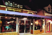 Elaine's on Franklin Durham