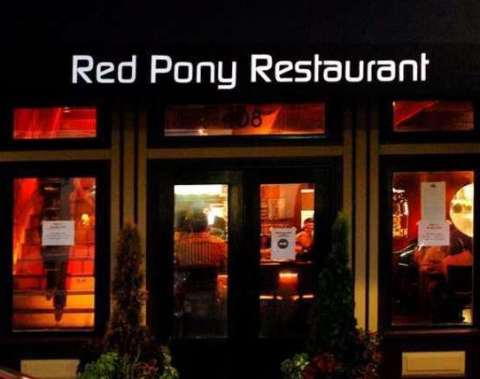 Red Pony Detroit