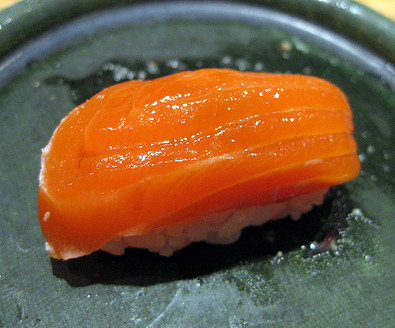 LocalEats Sushi Yasuda in New York restaurant pic