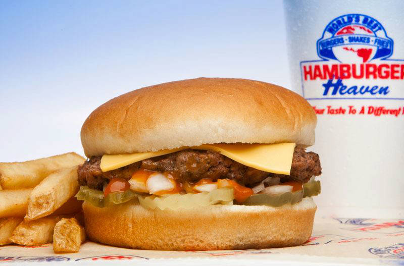 Hamburger Heaven photo
