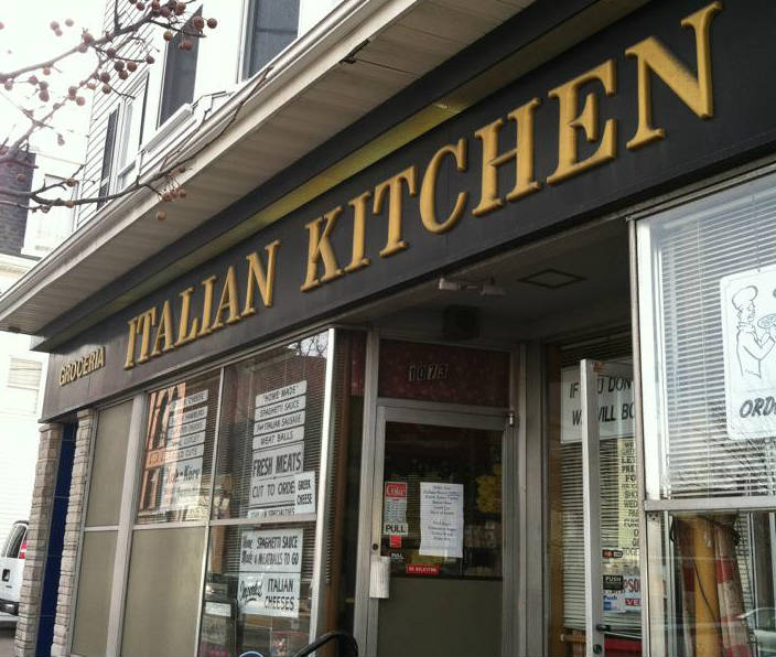 LocalEats Italian Kitchen in Boston restaurant pic
