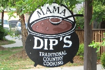 Mama Dip's Kitchen Durham