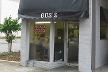 LocalEats Gus's Hot Dogs in Birmingham restaurant pic