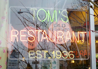 LocalEats Tom's in Brooklyn restaurant pic