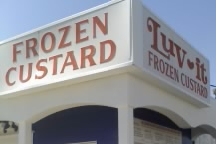 LocalEats Luv-It Frozen Custard in Las Vegas restaurant pic