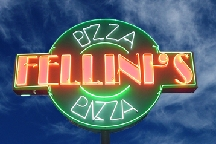 LocalEats Fellini's Pizza in Atlanta restaurant pic