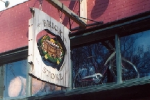LocalEats Brick Store Pub in Decatur restaurant pic