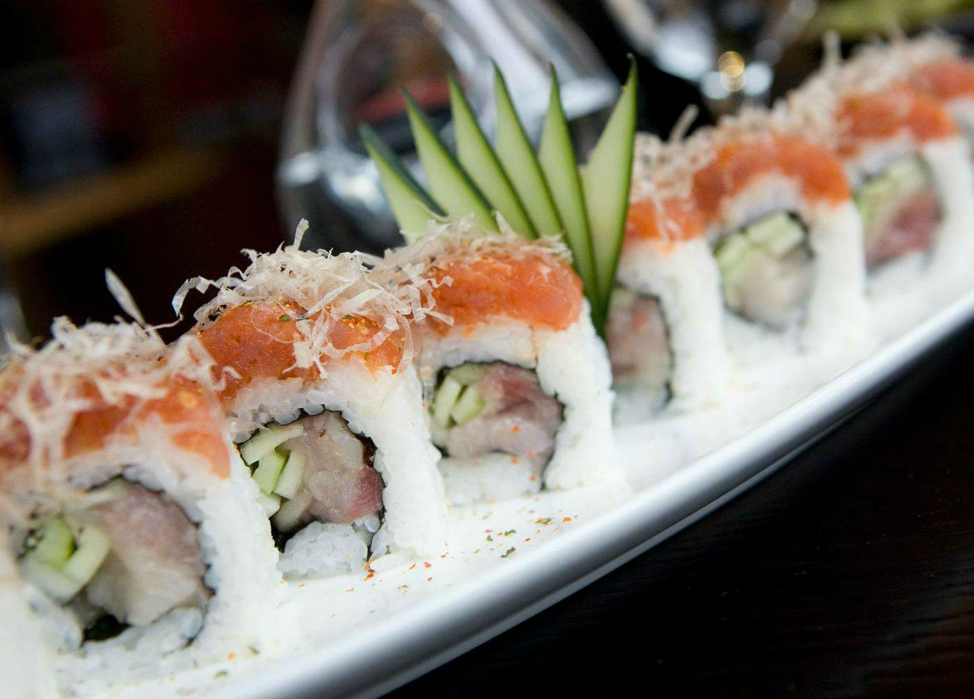 LocalEats Harney Sushi in San Diego restaurant pic