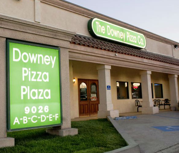 Downey Pizza Co, The photo