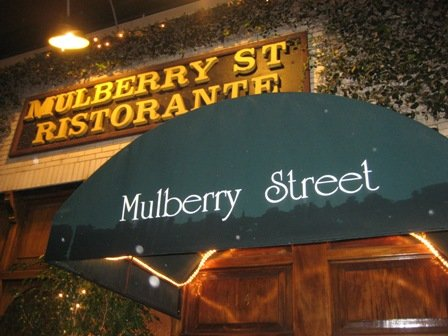 LocalEats Mulberry St in Los Angeles restaurant pic