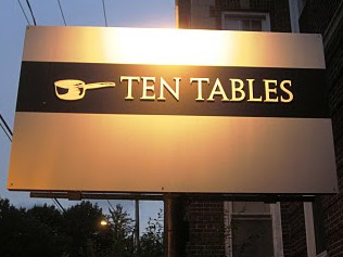 Ten Tables photo