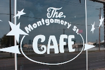Montgomery Street Cafe, The photo