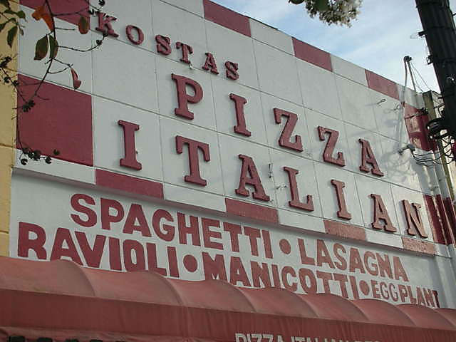 Pizza Italian photo