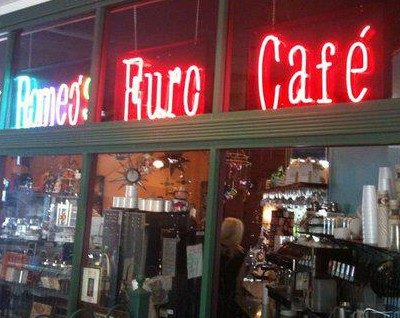 LocalEats Romeo's Euro Cafe in Phoenix restaurant pic