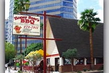 LocalEats Honey Bear's BBQ in Phoenix restaurant pic