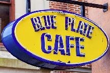 LocalEats Blue Plate Cafe in Memphis restaurant pic