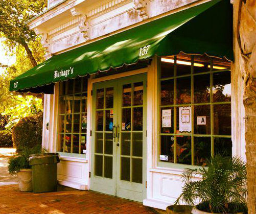 LocalEats Burbage's Grocery in Charleston restaurant pic